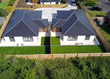 Blackwater Grove, Alderholt, Fordingbridge SP6. 3 bed detached bungalow