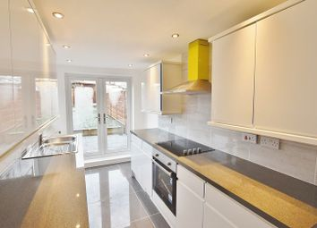 Thumbnail 2 bedroom terraced house for sale in Higher Croft, Eccles, Manchester