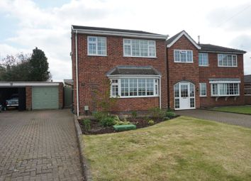 4 bed detached house for sale in The Pinfold, Newton Burgoland LE67
