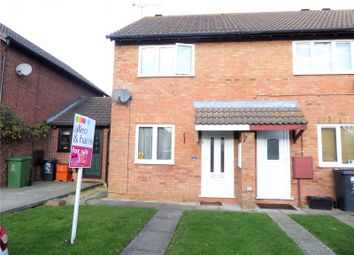 Thumbnail 2 bedroom end terrace house for sale in Sandpiper Bridge, Swindon, Wiltshire