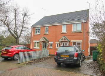 Thumbnail 2 bed semi-detached house to rent in Pembury Avenue, Longford, Coventry