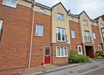 Thumbnail 3 bedroom town house for sale in Plantin Road, Nottingham