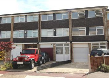 Thumbnail 4 bed terraced house for sale in Barnstaple Road, Southend-On-Sea