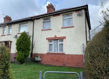 Thumbnail 3 bed semi-detached house for sale in Cornelly Street, Llandaff North, Cardiff