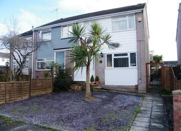 Thumbnail 3 bed end terrace house for sale in Hamworthy, Poole, Dorset