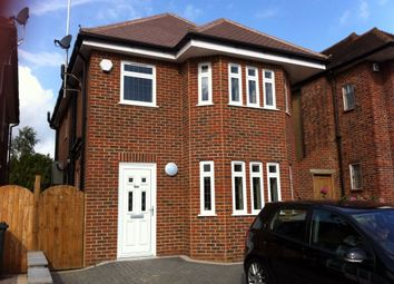 Thumbnail 3 bed detached house to rent in Edgwarebury Lane, Edgware, Middlesex
