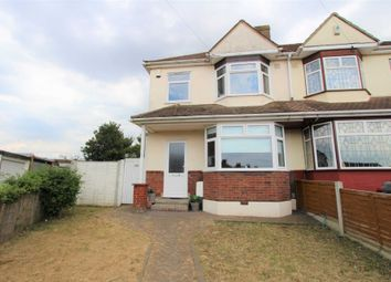 Thumbnail 3 bed semi-detached house to rent in Bellman Avenue, Gravesend