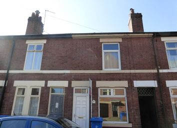 Thumbnail 3 bed terraced house to rent in Roman Road, Derby