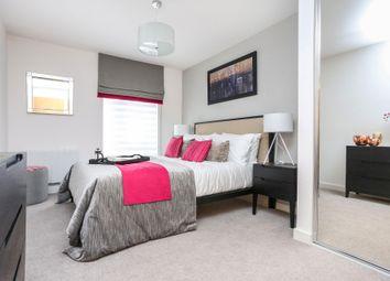 Thumbnail 2 bed flat to rent in Rickman Drive, Birmingham