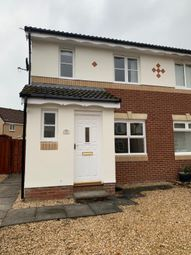 Thumbnail 2 bed semi-detached house to rent in Glaive Avenue, Braehead, Stirling