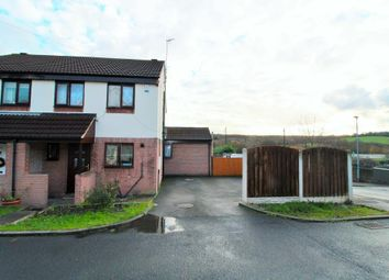 4 bed semi-detached house for sale in Ashwood Close, Worsbrough, Barnsley, South Yorkshire S70