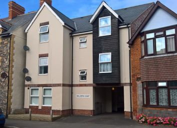 Thumbnail 2 bed flat for sale in Malvern Court, South Road, Watchet