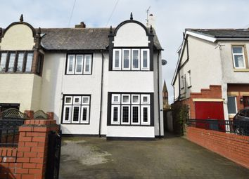 Thumbnail 4 bed semi-detached house for sale in Carlton Avenue, Barrow-In-Furness, Cumbria