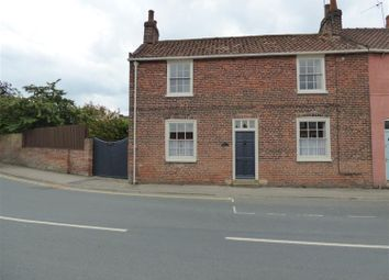 Thumbnail 3 bed end terrace house for sale in Beckside, Beverley