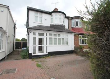 Thumbnail 4 bed semi-detached house for sale in Green Lane, London, .