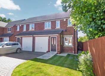 Thumbnail 3 bed semi-detached house for sale in Rainton View, Hetton-Le-Hole, Houghton Le Spring