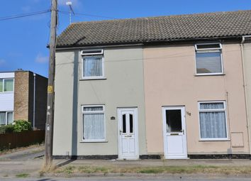 Thumbnail 2 bed end terrace house for sale in Grange Road, Felixstowe