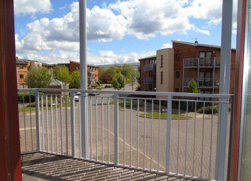 Thumbnail 2 bed flat for sale in Swanwick Lane, Broughton, Milton Keynes