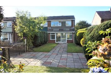 Thumbnail 3 bed semi-detached house for sale in Acton Road, Newcastle Upon Tyne