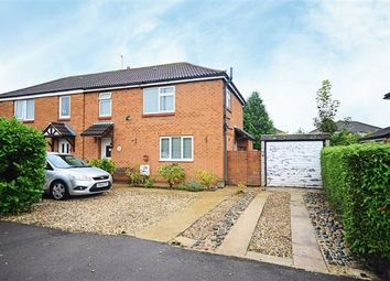 Thumbnail 3 bed semi-detached house for sale in Swallow Crescent, Innsworth, Gloucester