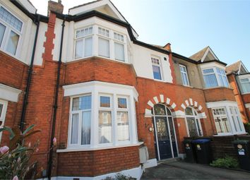 Thumbnail 3 bed flat to rent in Stonard Road, London