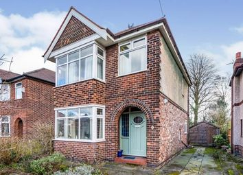 Thumbnail 3 bed detached house for sale in Marina Drive, Warrington, Cheshire
