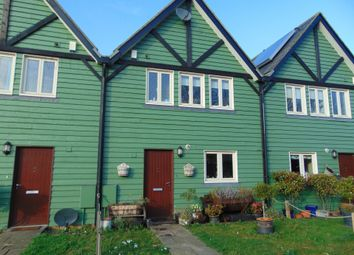 Thumbnail 3 bedroom terraced house to rent in New Creek Road, Faversham