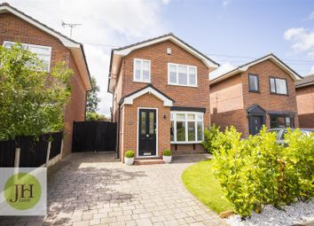 Thumbnail 3 bed detached house for sale in Teal Avenue, Poynton, Stockport