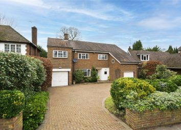 4 bed detached house for sale in St Georges Avenue, Weybridge, Surrey KT13