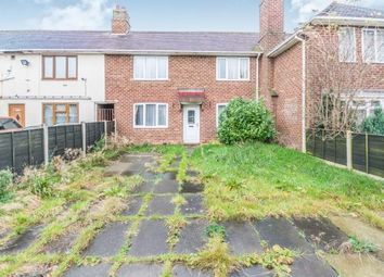 Thumbnail 3 bedroom terraced house for sale in Queens Road, Yardley, Birmingham, West Midlands