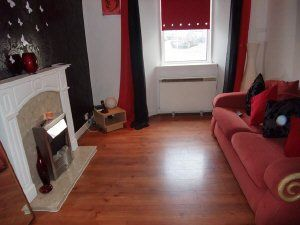 Thumbnail 1 bed flat to rent in Mitchell Street, Kirkcaldy