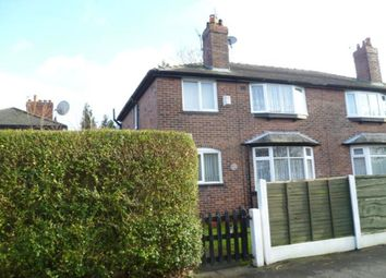 Thumbnail 3 bed semi-detached house for sale in Huntington Avenue, Withington, Manchester