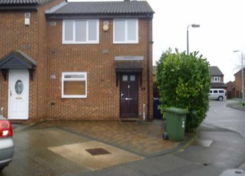 Thumbnail 3 bed end terrace house to rent in Crest Avenue, Grays