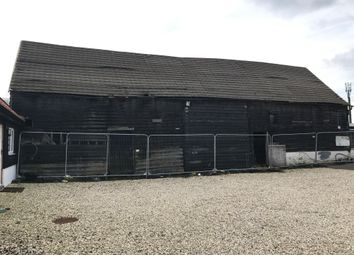 Thumbnail Industrial to let in Halliford Road, Sunbury-On-Thames