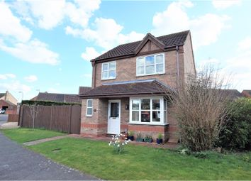 Thumbnail 3 bed detached house for sale in Bramble Close, Welton