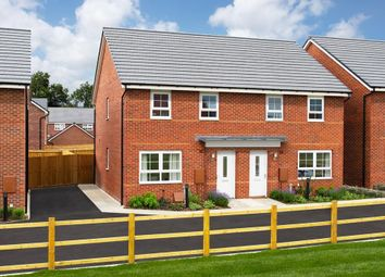 "Thumbnail 3 bedroom end terrace house for sale in ""Maidstone"" at Fleece Lane, Nuneaton"