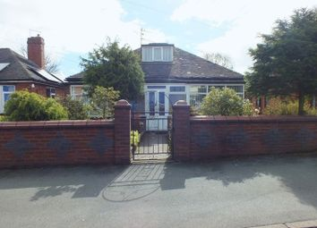 Thumbnail 2 bed bungalow for sale in Biddulph Road, Chell, Stoke-On-Trent