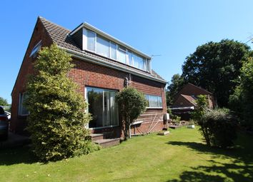Thumbnail 3 bed detached house for sale in Hamble Lane, Bursledon, Southampton