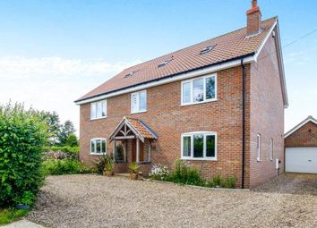 Thumbnail 5 bed detached house for sale in Ilketshall St. Margaret, Bungay, Suffolk