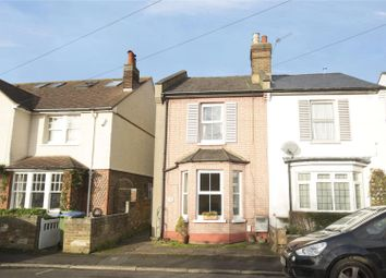 Thumbnail 3 bedroom semi-detached house for sale in Weston Park, Thames Ditton, Surrey