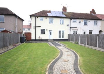 Thumbnail 3 bed end terrace house for sale in Aberconway Crescent, New Rossington, Doncaster
