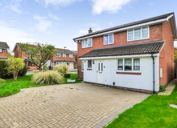 Thumbnail 4 bed detached house for sale in St. Peters Close, Birmingham, West Midlands