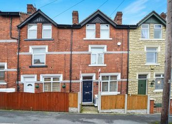 Thumbnail 3 bed terraced house for sale in Linden Street, Mansfield, Nottinghamshire