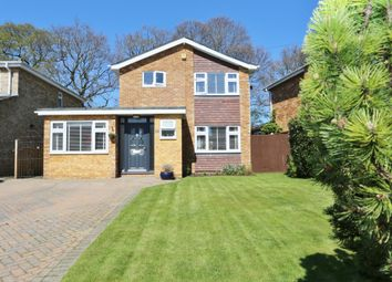 Thumbnail 4 bed detached house for sale in Heath Lawns, Fareham