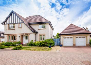 Thumbnail 5 bed detached house for sale in Blackwood Gardens, Pitreavie Castle, Dunfermline