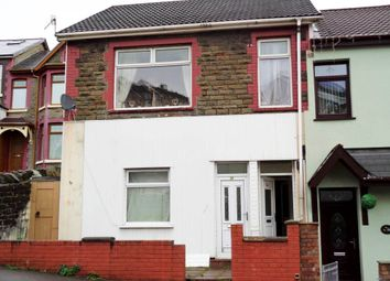 Thumbnail 2 bed flat for sale in Berw Road, Tonypandy