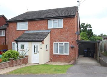 Thumbnail 2 bed end terrace house for sale in Avon Drive, Alderbury, Salisbury