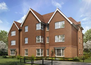 "Thumbnail 2 bedroom flat for sale in ""Swanwick House"" at Crosstrees, Allotment Road, Sarisbury Green, Southampton"