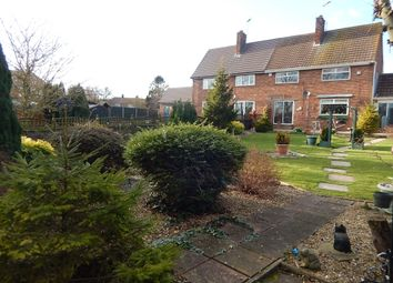 Thumbnail 3 bed semi-detached house for sale in Maple Avenue, Thurlby, Bourne