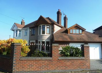 Thumbnail 4 bed semi-detached house for sale in Newdigate Road, Bedworth